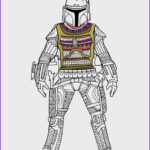 Star Wars Adult Coloring Pages Cool Photos Star Wars Coloring Pages Boba Fett Printable Adult