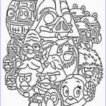Star Wars Adult Coloring Pages New Gallery Angry Birds Star Wars Coloring Pages Printable