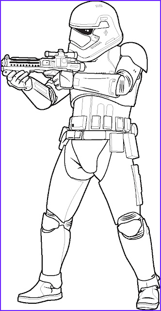 star wars force awakens coloring pages