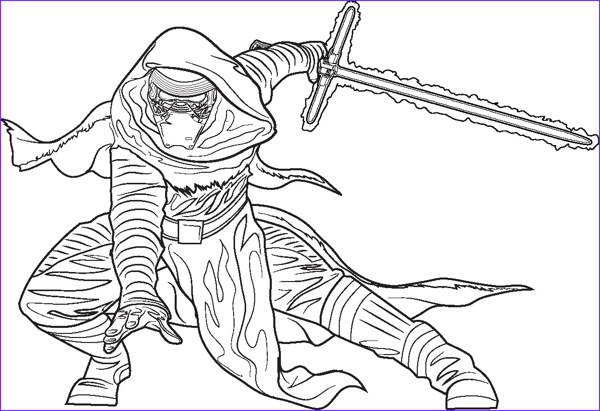 Star Wars Coloring Pages Beautiful Photos Polkadots On Parade Star Wars the force Awakens Coloring