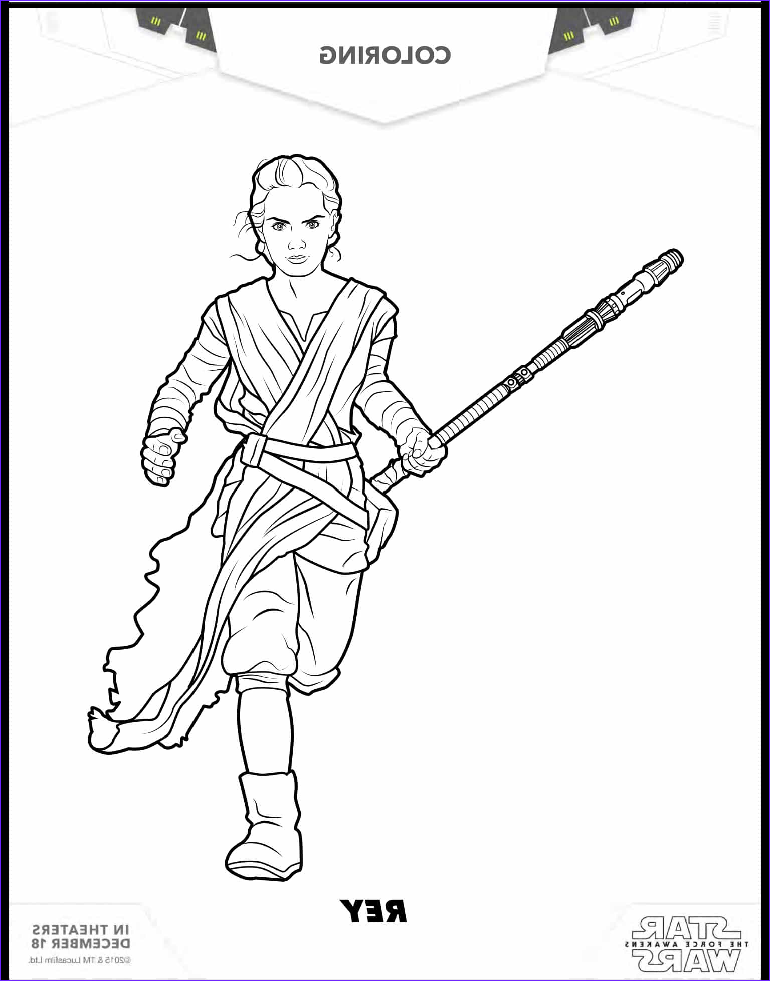 Star Wars Coloring Pages Best Of Image 8 Free Star Wars the force Awakens Coloring Sheets