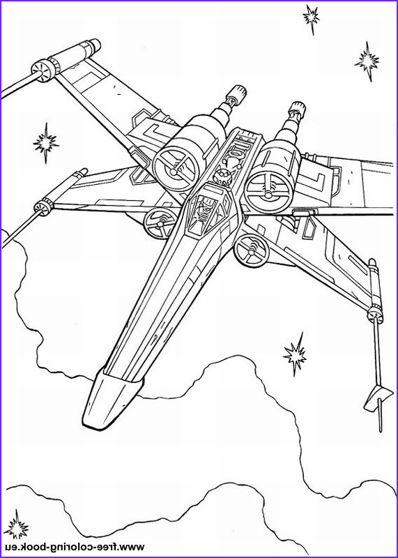 coloring pages star wars 3