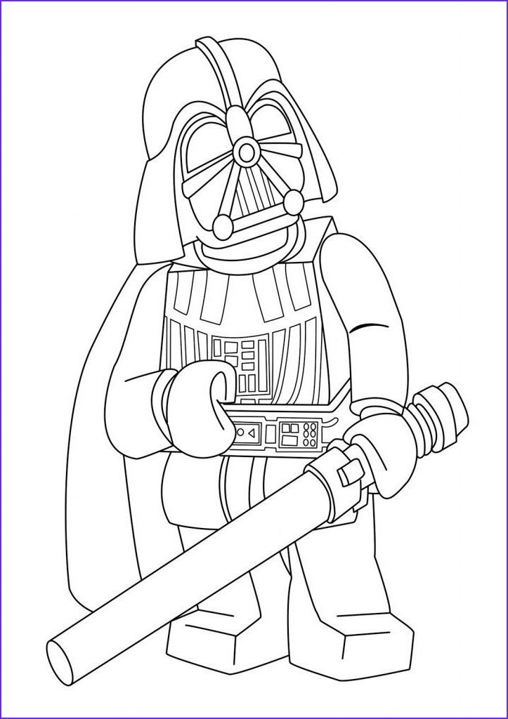 Star Wars Coloring Pages Luxury Photography Lego Star Wars Coloring Pages