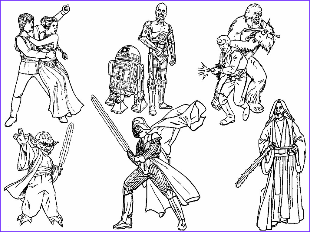 Star Wars Coloring Pages Unique Image Free Printable Star Wars Coloring Pages Free Printable