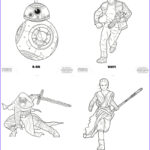 Star Wars Free Coloring Pages Inspirational Image The Force Awakens