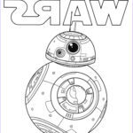 Star Wars The Force Awakens Coloring Pages Beautiful Gallery Printable Star Wars The Force Awakens Bb 8 Coloring Pages