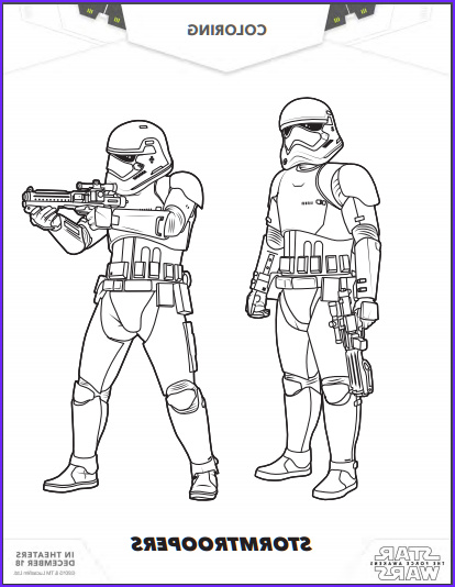free star wars force awakens coloring pages activity pages