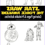 Star Wars The Force Awakens Coloring Pages Beautiful Stock Star Wars The Force Awakens Printable Activities