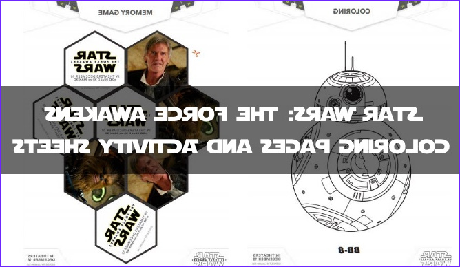 Star Wars the force Awakens Coloring Pages Best Of Photos Star Wars the force Awakens Coloring Pages and Activity