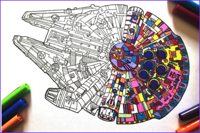 Star Wars the force Awakens Coloring Pages Best Of Stock the Coolest Star Wars force Awaken Coloring Pages