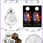 Star Wars The Force Awakens Coloring Pages Cool Image Star Wars The Force Awakens Coloring Pages And Activity