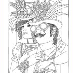 Steampunk Coloring Book Beautiful Photos Steampunk Coloring Page