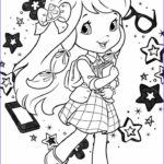 Strawberry Shortcake Coloring Page Beautiful Collection 231 Best Images About Moranguinho Bebé On Pinterest