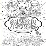 Strawberry Shortcake Coloring Page New Collection Win E Of 5 Copies Of Strawberry Shortcake Bright Lights