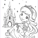 Strawberry Shortcake Coloring Page Unique Stock Life Lessons In Animation With Strawberry Shortcake