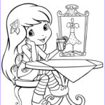 Strawberry Shortcake Coloring Sheet Best Of Photos 286 Best Images About Coloring Cartoons On Pinterest