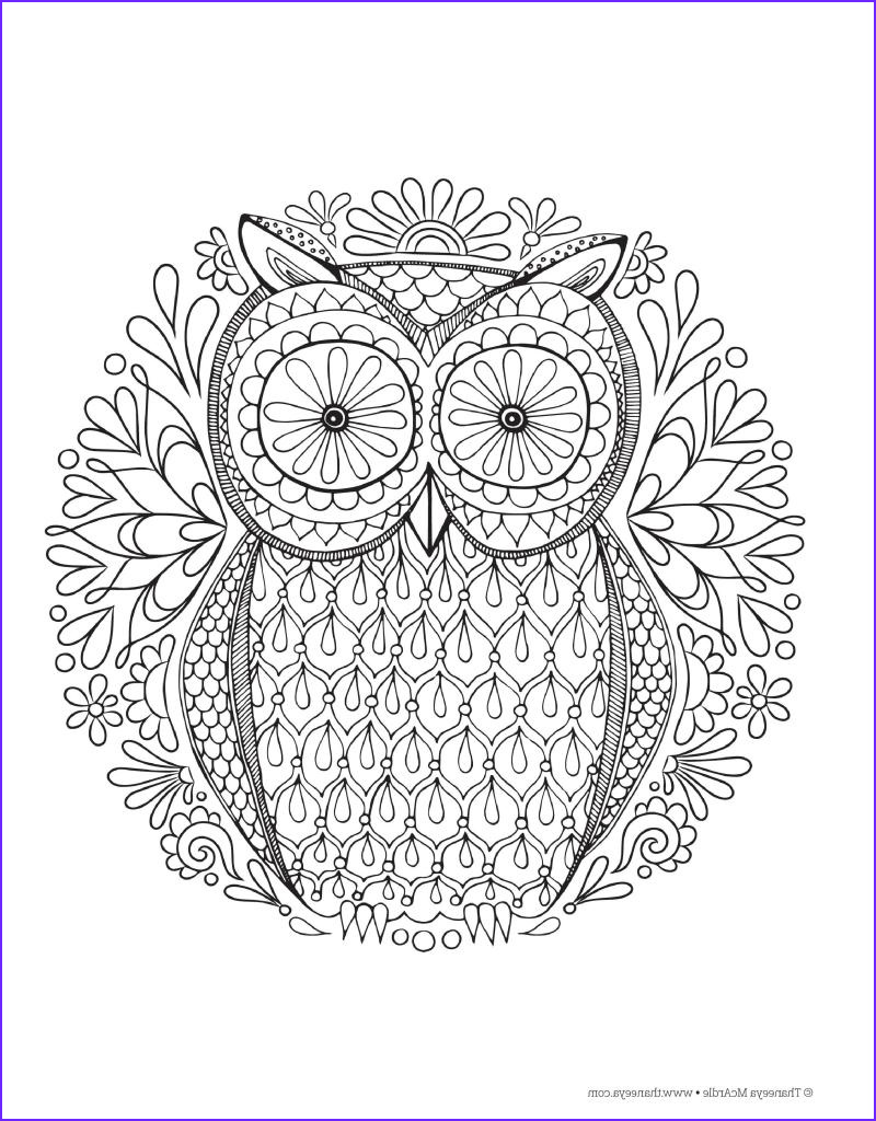 Stress Relieving Coloring Pages Beautiful Image Colouring Craze for Adults Grown Up Colouring Books