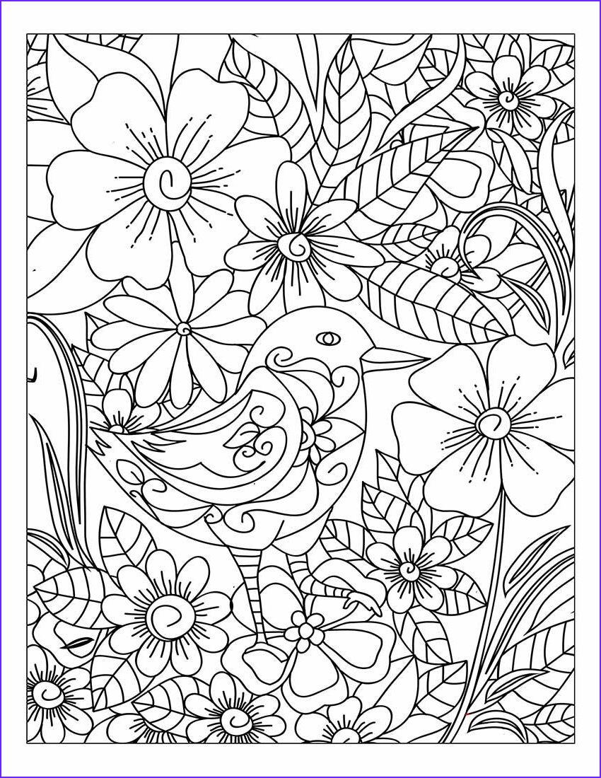 Stress Relieving Coloring Pages Best Of Photos Link Coloring Adult Coloring Books Stress Relief Flower