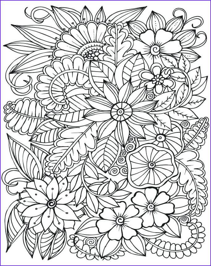 Stress Relieving Coloring Pages Elegant Images Stress Relief Coloring Pages Printable at Getcolorings