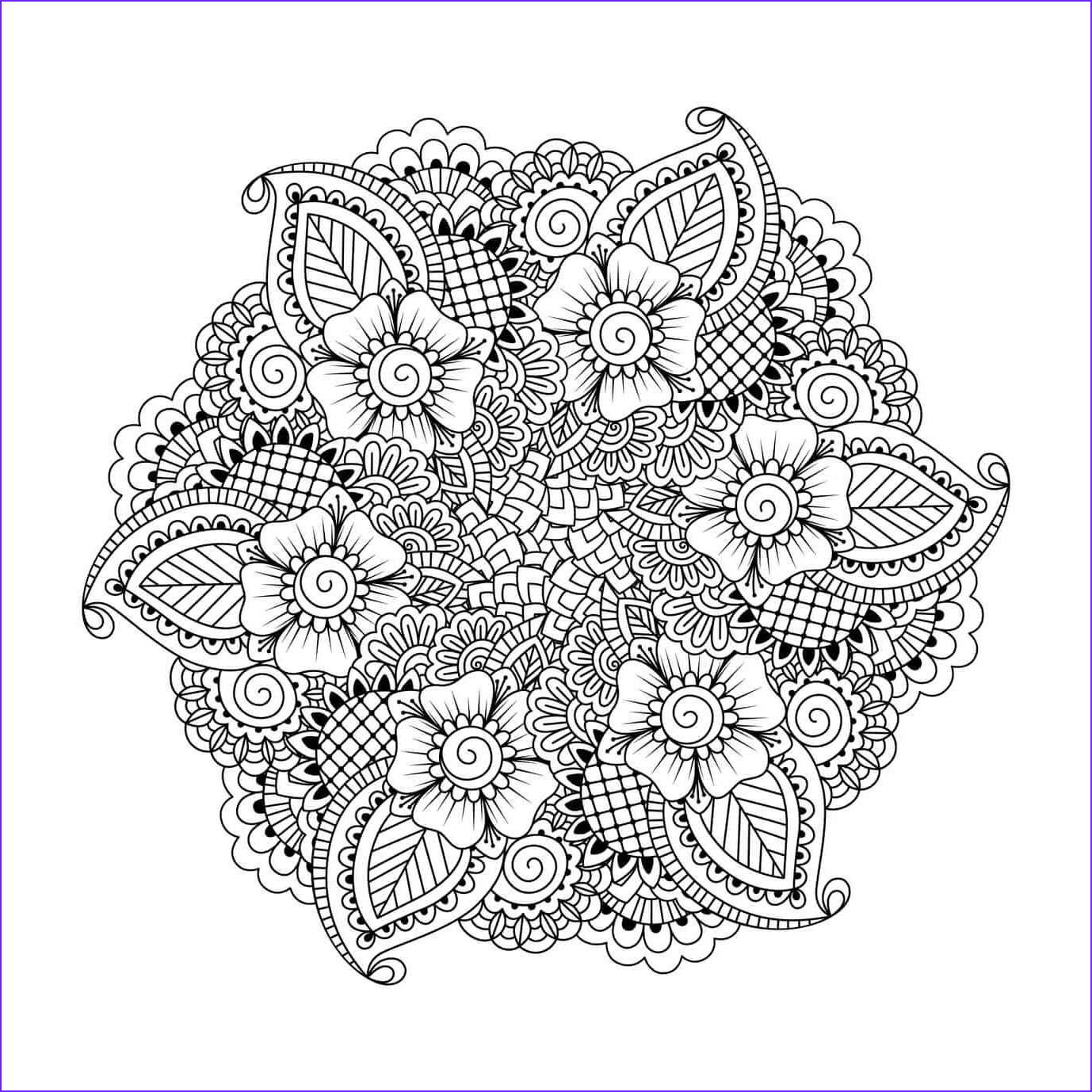Stress Relieving Coloring Pages Luxury Stock these Printable Abstract Coloring Pages Relieve Stress and