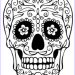 Sugar Skull Girl Coloring Pages Awesome Photography Sugar Skull Coloring Pages Best Coloring Pages For Kids