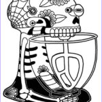 Sugar Skull Girl Coloring Pages Best Of Collection 47 Best Images About Coloriage Halloween On Pinterest