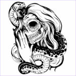 Sugar Skull Girl Coloring Pages Best Of Image Coloring Pages Tumblr