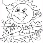 Summer Coloring Pages New Photos Summer Coloring Pages for Kids Print them All for Free