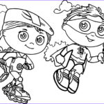 Super Coloring Pages Awesome Collection Super Why Coloring Pages Best Coloring Pages For Kids