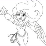 Super Hero Coloring Book Unique Stock Free Printable Super Hero High Coloring Page For Wonder