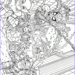 Super Heroes Coloring Books Best Of Photos 27 Best Super Heroes Coloring Art Print Pages Colouring