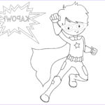 Superhero Coloring Cool Collection Free Printable Superhero Coloring Sheets For Kids Crazy
