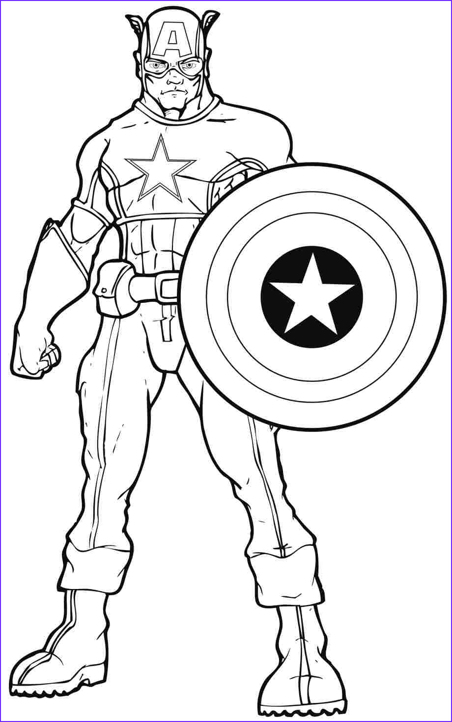 Superhero Coloring Pages Awesome Gallery Coloring Pages Superheroes Printables Coloring Home