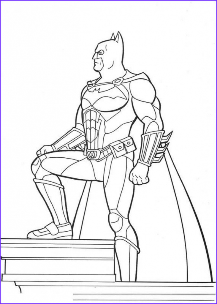 Superhero Coloring Pages Awesome Image 40 Amazing Superhero Coloring Pages You Can Print