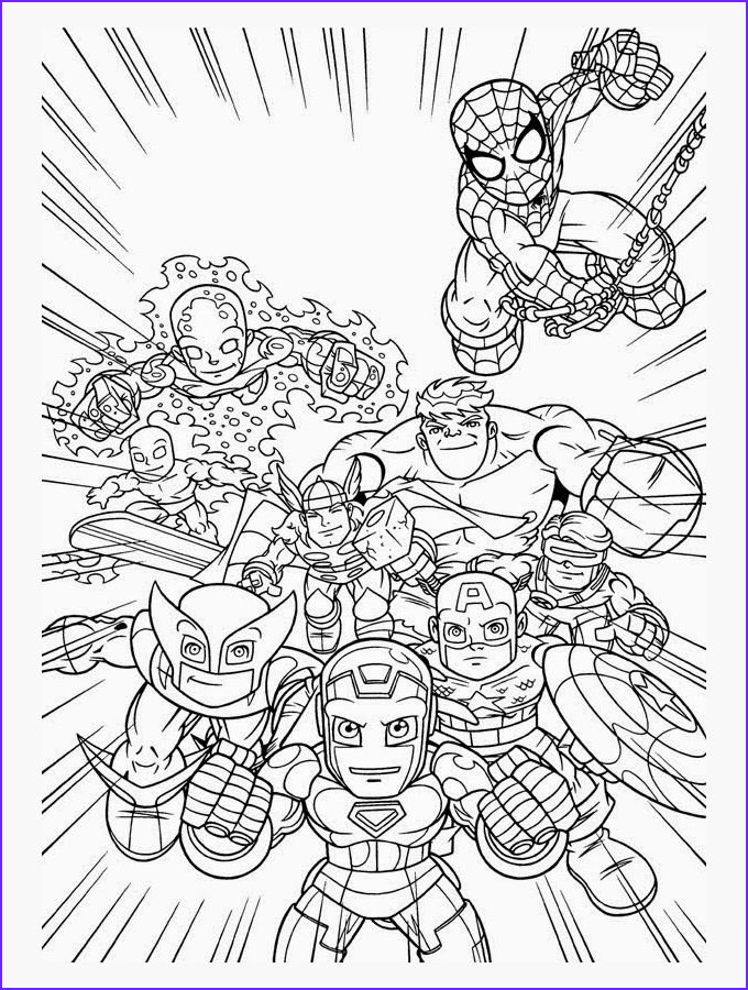 Superhero Coloring Pages Best Of Image Superhero Coloring Pages Coloring Pages