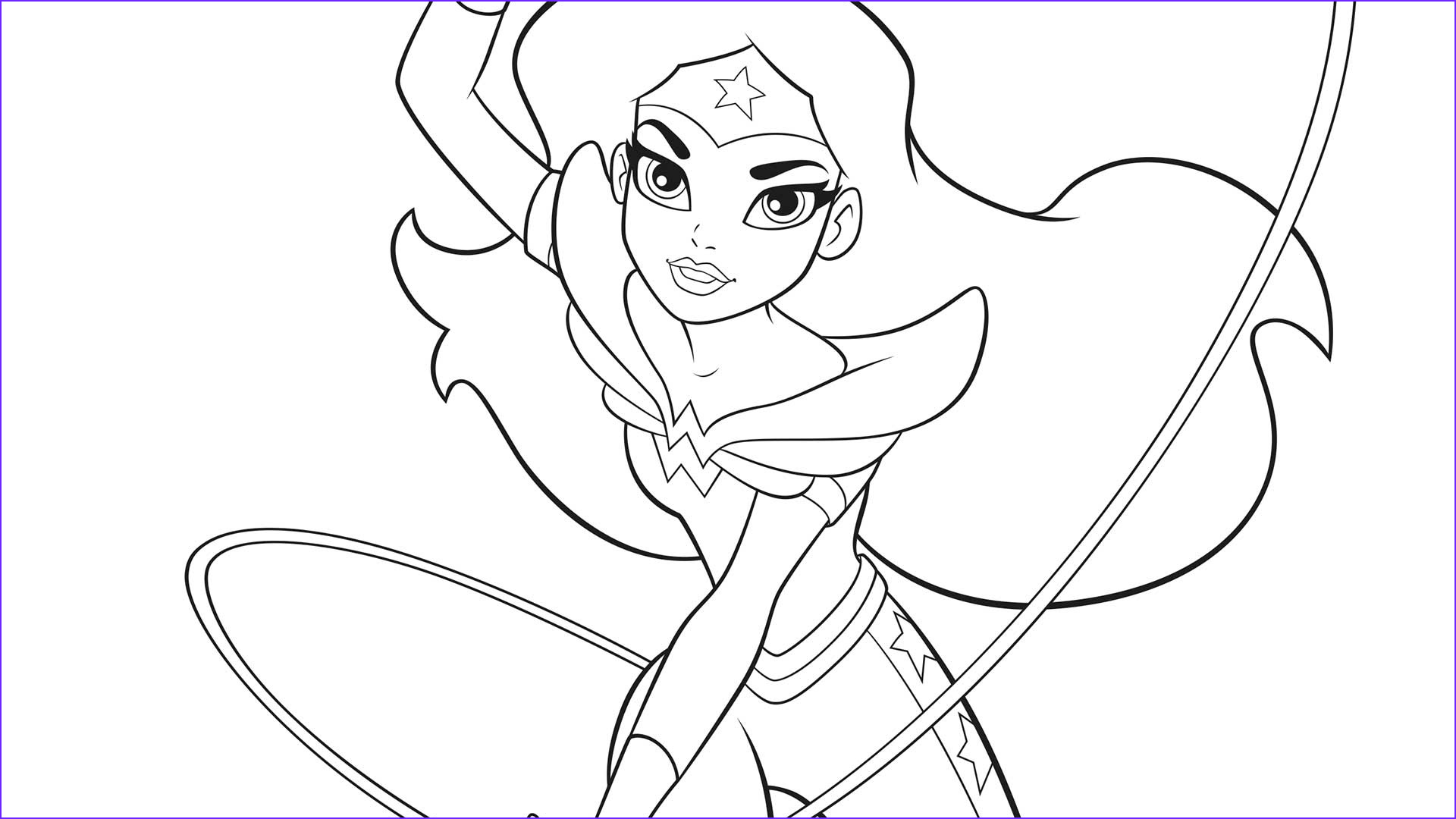 Superhero Coloring Pages Elegant Collection Dc Super Hero Girls A Kids Coloring Book