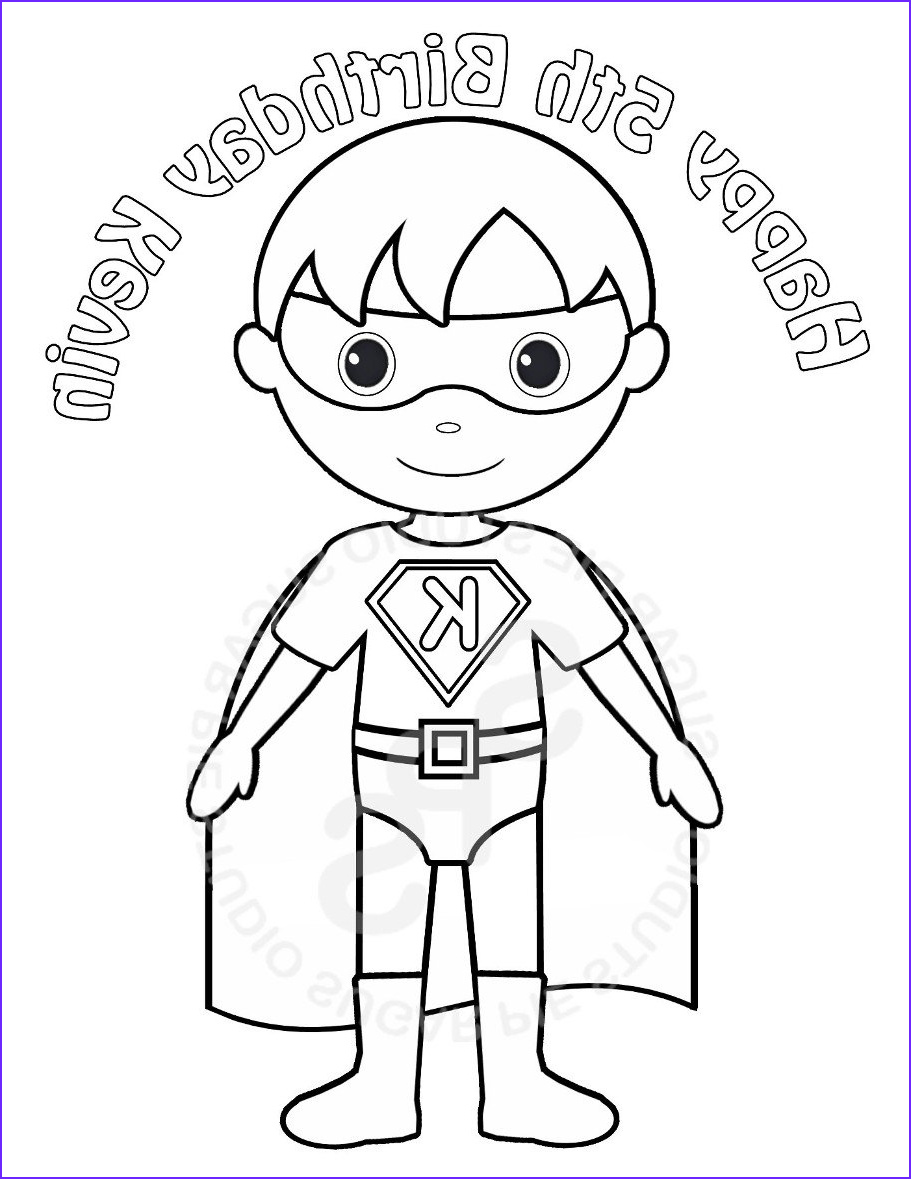 Superhero Coloring Pages Inspirational Images Superhero Coloring Book