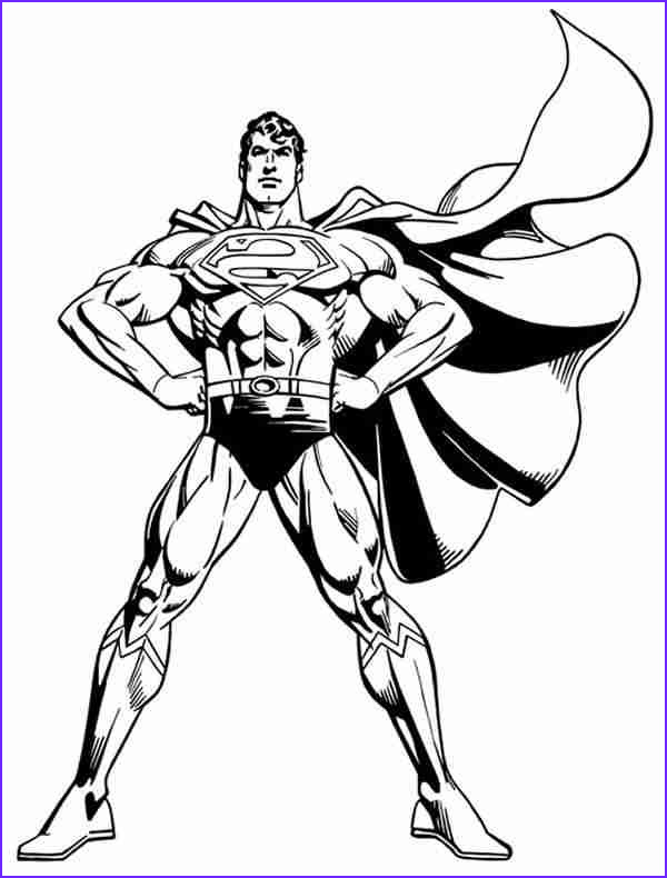 Superhero Coloring Pages New Images Best Free Superhero Coloring Pages