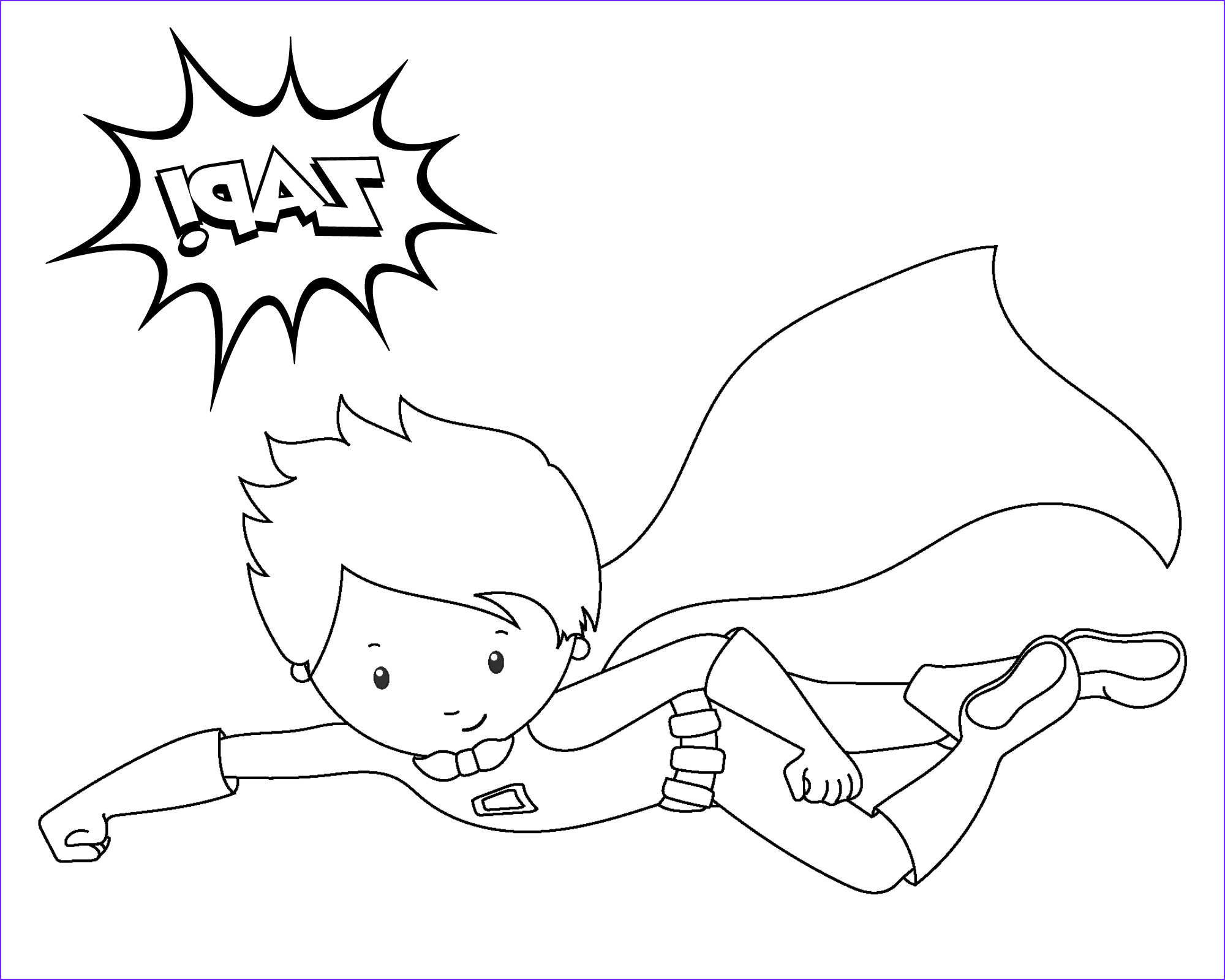 Superhero Coloring Pages Unique Collection Free Printable Superhero Coloring Sheets for Kids Crazy