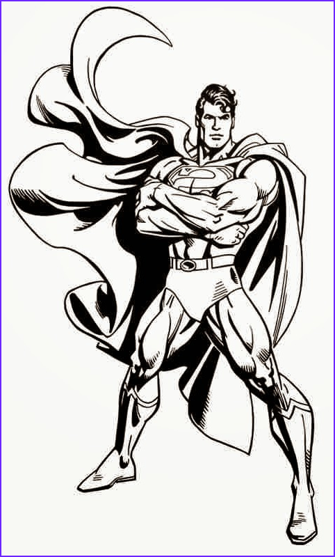 Superman Coloring Book Awesome Photos Craftoholic Superman Man Of Steel Coloring Pages