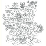 Swear Coloring Pages Awesome Gallery Printable Coloring Words – Lifewiththepeppers