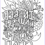 Swear Coloring Pages Awesome Images 61 Best Adult Swear Words Coloring Pages Images On