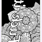 Swear Coloring Pages Luxury Gallery 61 Best Adult Swear Words Coloring Pages Images On