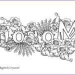 Swear Coloring Pages Luxury Photography Moron Swear Words Coloring Page From The By Swearycoloringbook