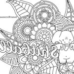 Swear Coloring Pages New Photos Free Printable Adult Swear Word Coloring Pages Download