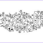 Swear Coloring Pages Unique Photos Asshole Swear Words Coloring Page From The By
