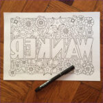 Swear Coloring Pages Unique Photos Sweary Coloring Page Wanker Swearing Coloring By Edwinamcnamee
