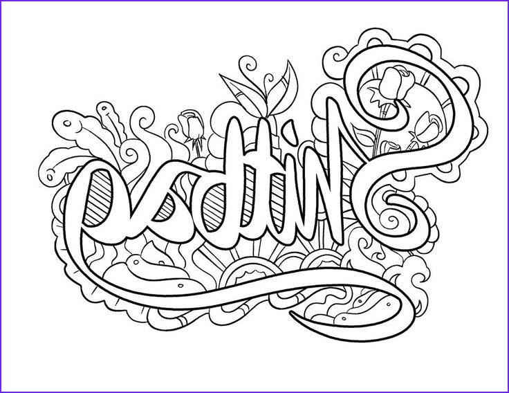 Swear Word Coloring Pages Printable Awesome Image Swear Words