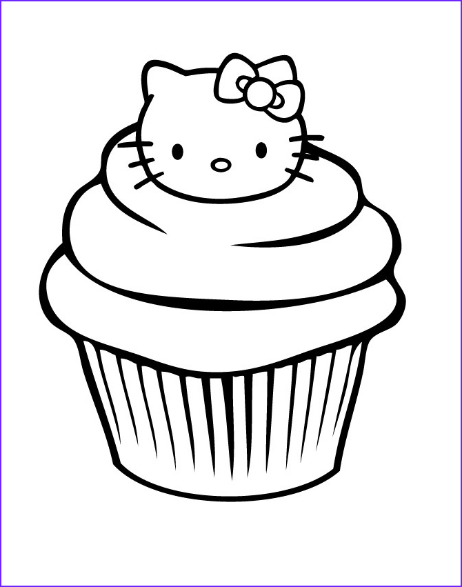 Sweets Coloring Pages Awesome Photography Sweets Coloring Pages for Childrens Printable for Free