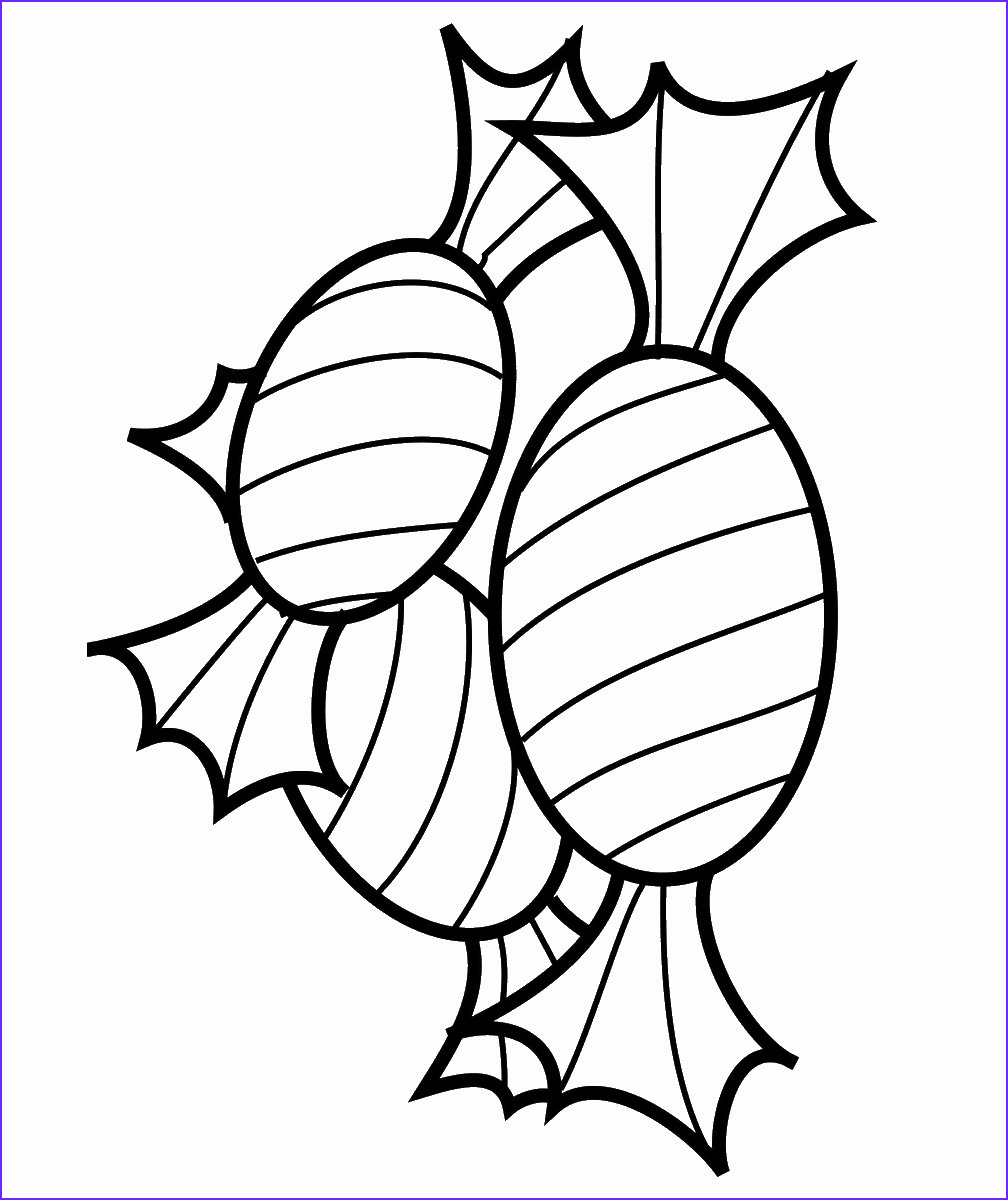 Sweets Coloring Pages Awesome Photos Sweets and Candy Coloring Pages